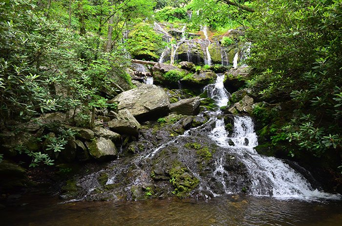 Day Trips from Asheville Catawba Falls NC