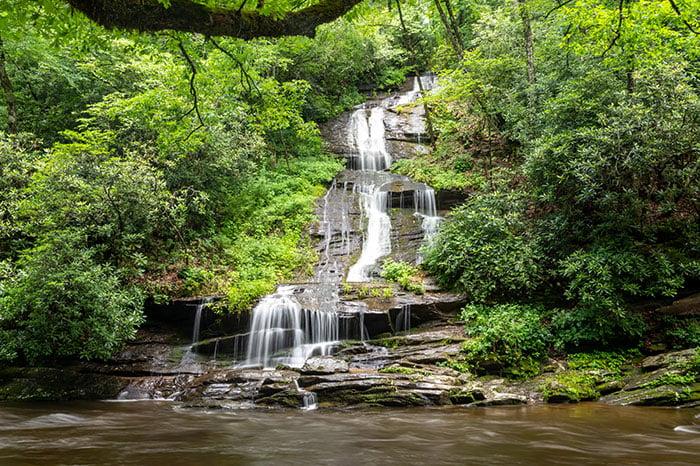 Deep Creek Trail Bryson City