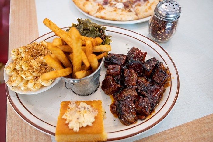 Hendersonville Restaurants Flat Rock Wood Room