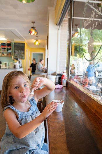 Ice Cream Parlor Southern Pines