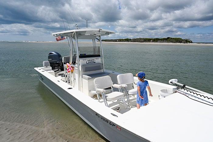 Marsh Cruises Bear Island NC