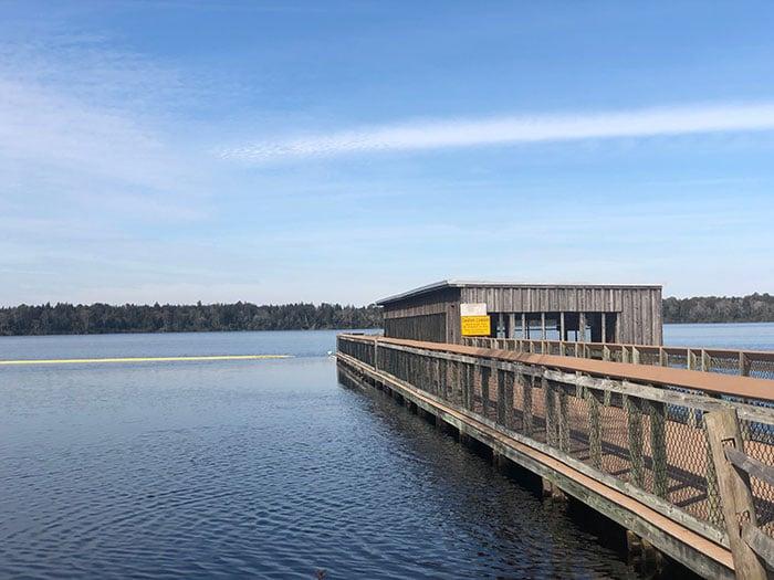NC State Parks Jones Lake