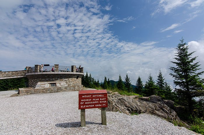 NC State Parks Mount Mitchell