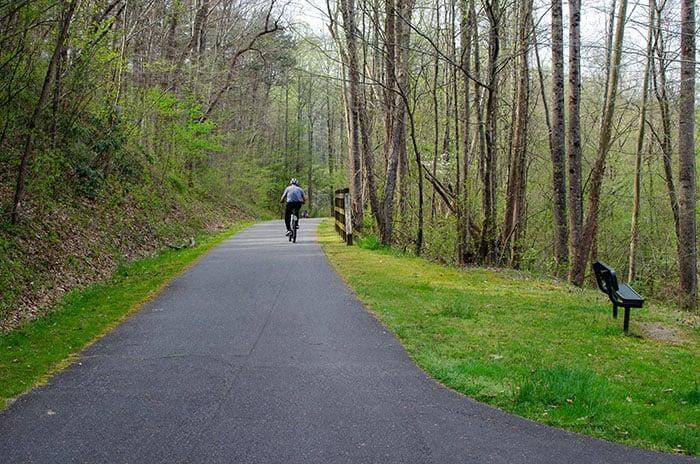 National Parks in North Carolina Overmountain Victory Trail Catawba River Greenway Morganton