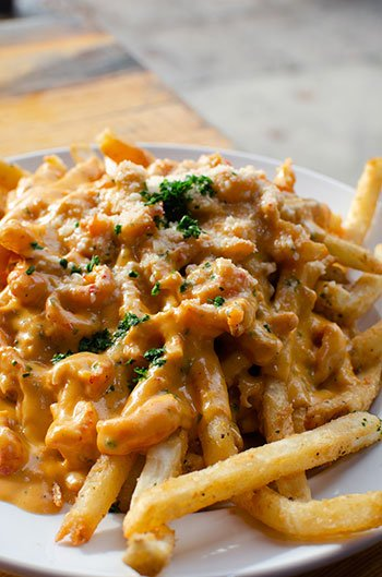 Restaurants in Southern Pines Chapmans poutine
