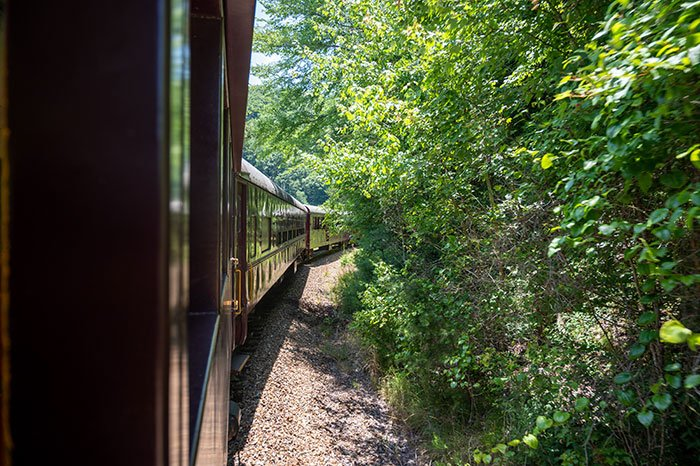 Things to Do in North Carolina Great Smoky Mountains Railroad Bryson City