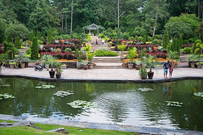 Things to do in Durham Duke Gardens
