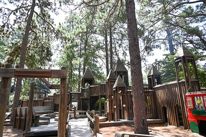 Things to do in Pinehurst Camelot Playground