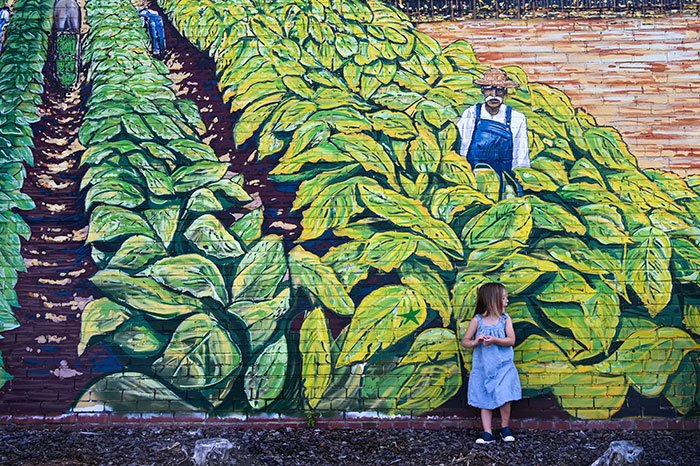 Things to do in Southern Pines Carthage Murals