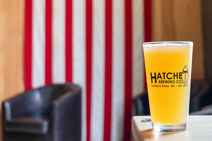 Things to do in Southern Pines Hatchet Brewing