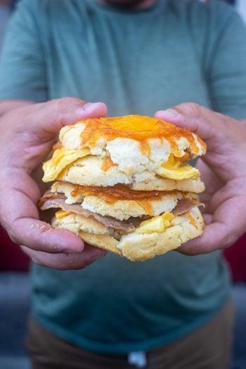 Breakfast Restaurants in North Carolina OBX