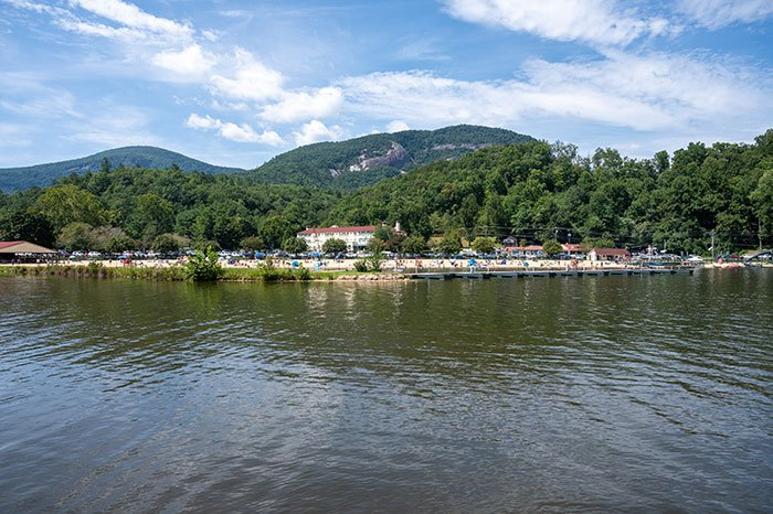 Day Trips from Charlotte NC Lake Lure