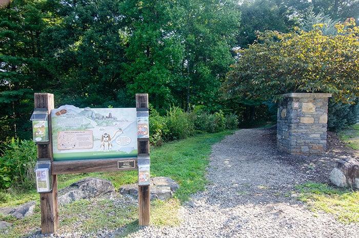 Hikes near Asheville NC Arboretum
