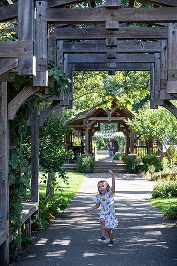 NC Arboretum kid friendly