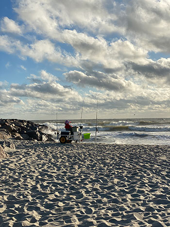 North Carolina State Parks Fort Fisher State Recreation Area