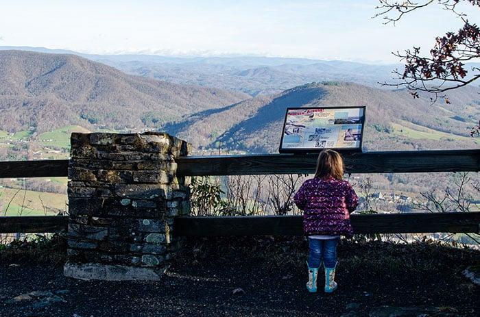 North Carolina State Parks Mount Jefferson State Recreation Area NC