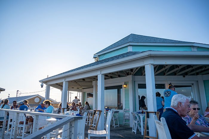 Restaurants on Topsail Island Daddy Macs
