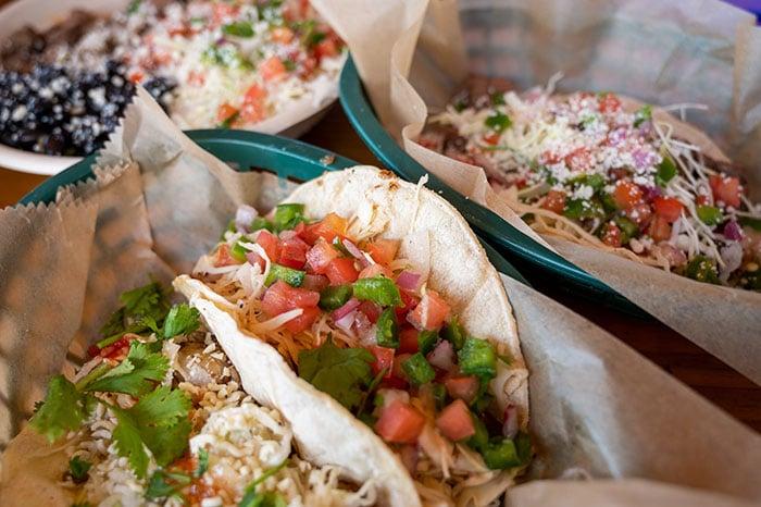 Restaurants on Topsail Island Shaka Taco