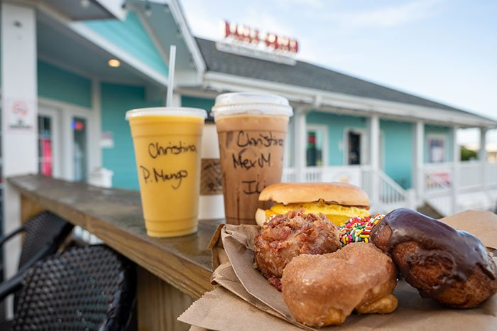 Restaurants on Topsail Island The Daily Grind