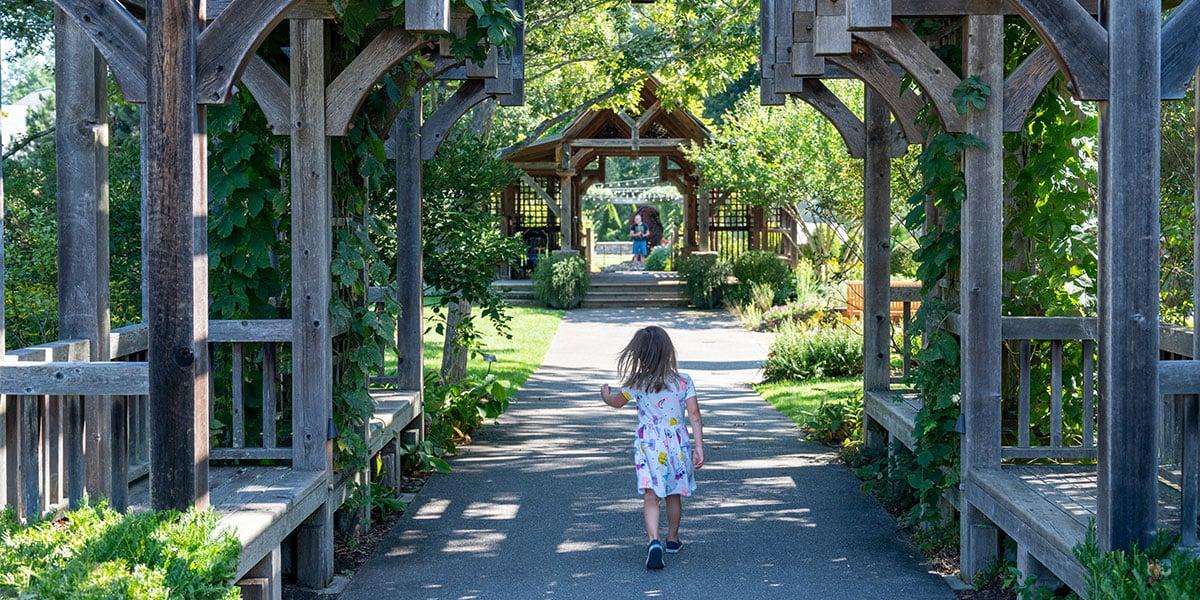 North Carolina Arboretum Asheville NC