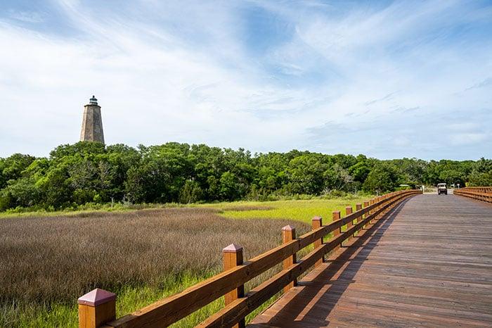 Small Towns in North Carolina Bald Head Island