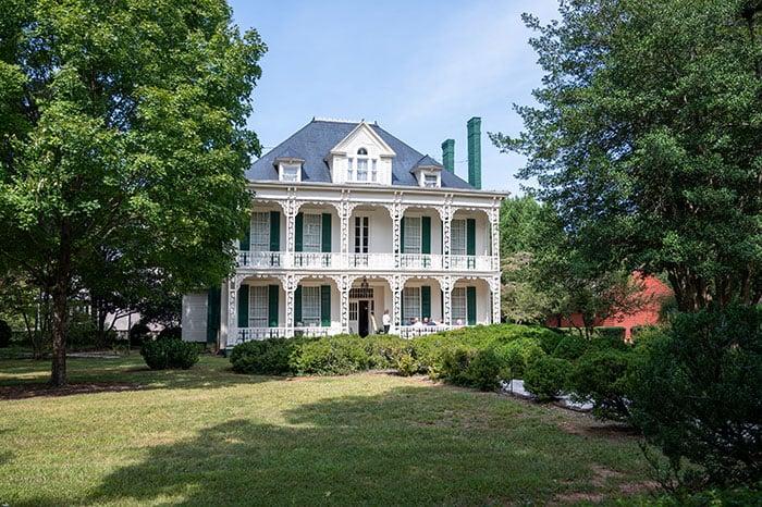 Small Towns in North Carolina Salisbury
