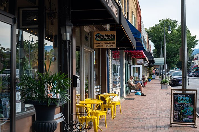 Small Towns in North Carolina Waynesville