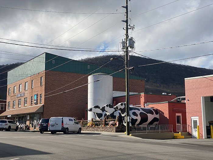 Small Towns in North Carolina West Jefferson Ashe County