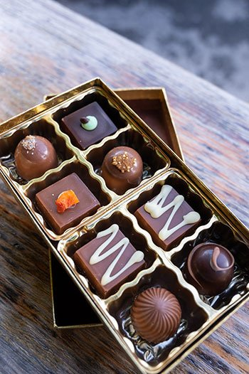 Things to do in Brevard NC downtown Chocolates