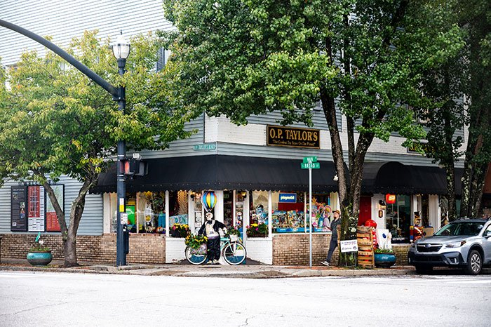 Things to do in Brevard NC toy stoore