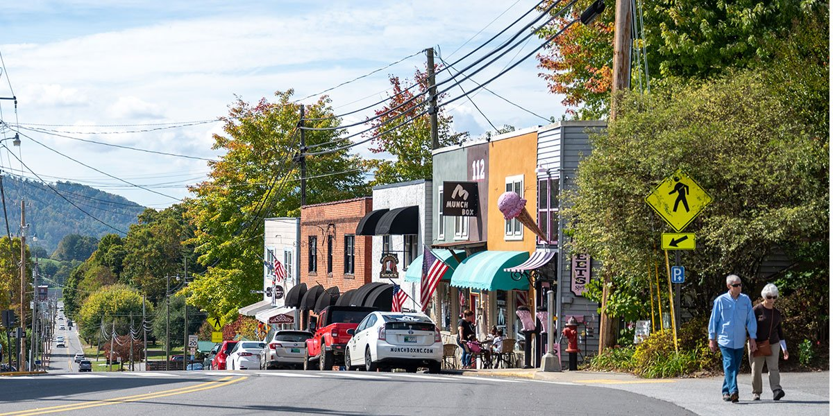 Things to do in Burnsville NC