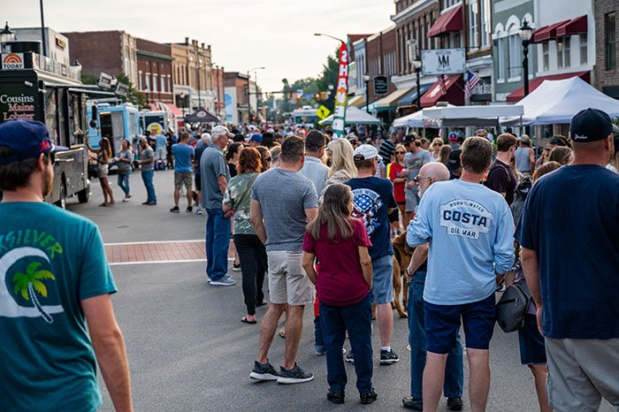 Things to do in Mooresville Food Trucks