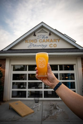 Things to do in Mooresville King Canary Brewing 1