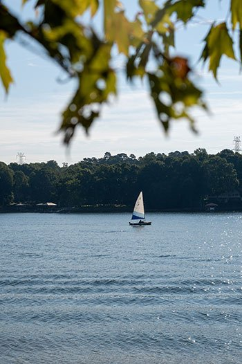 Things to do in Mooresville Lake Norman boating