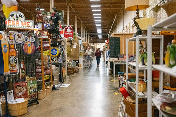 Things to do in Mooresville NC Antique MAlls