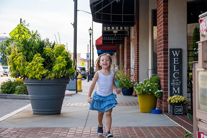 Things to do in Mooresville running downtown
